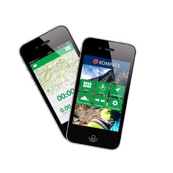Kompass-App