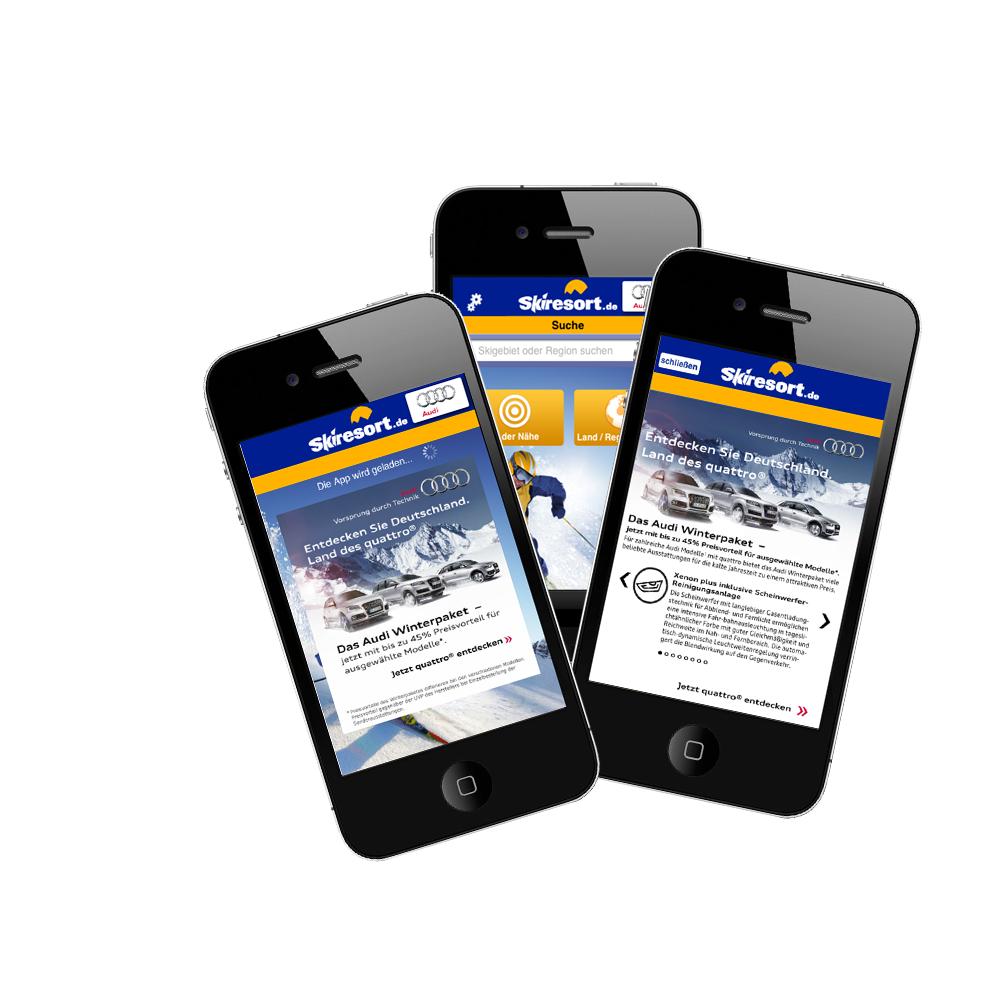 Skiresort-App